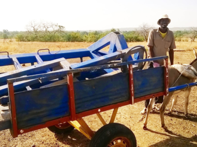 Village Drill: The Portable Water Well Drill